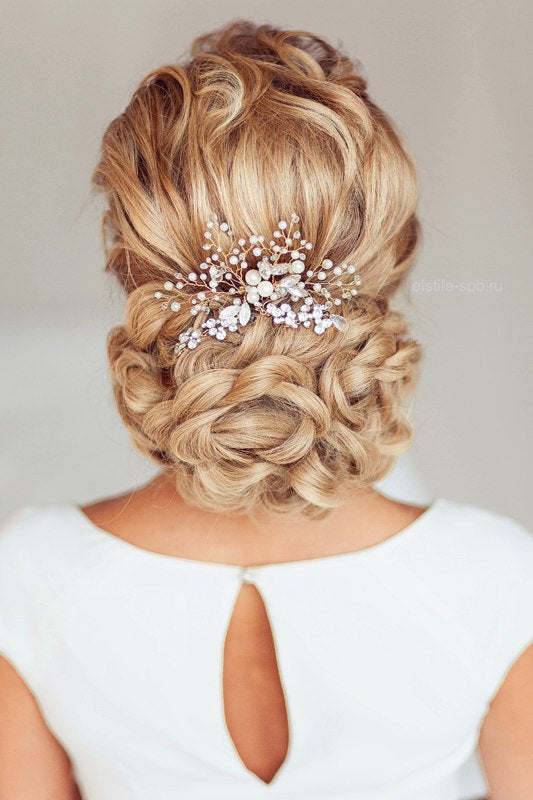 Wedding Decorative Hair Clip