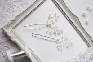 Wedding Hair Pins Bridal Hair Pins PAIR