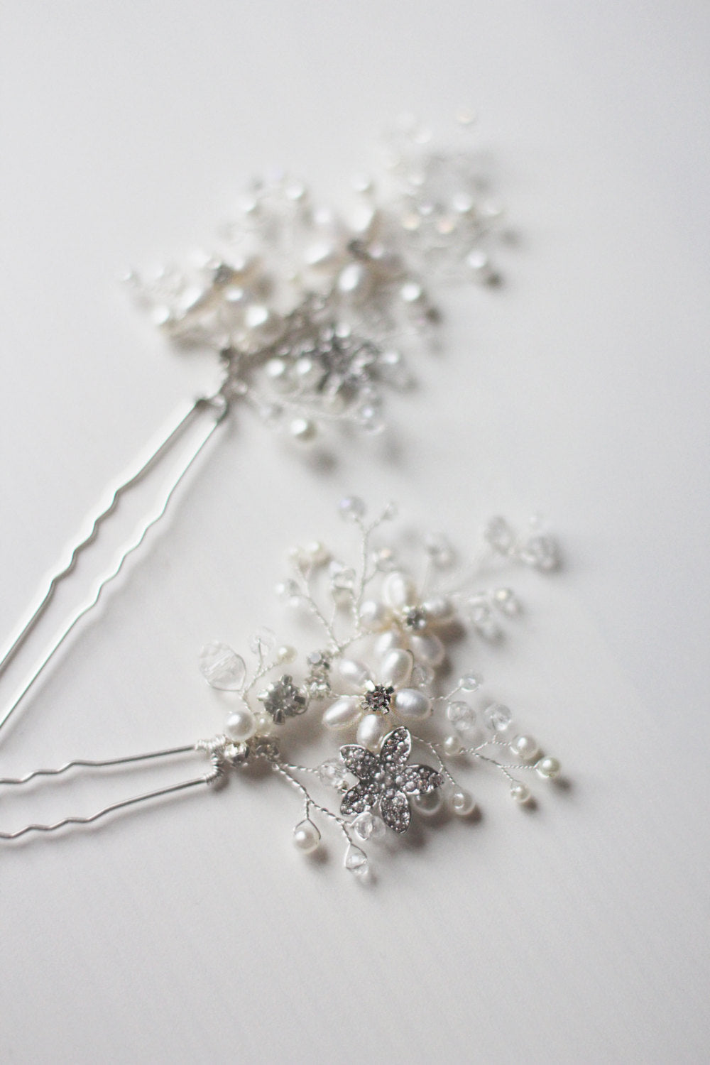Wedding Hair Pins Bridesmaid Hair Pins
