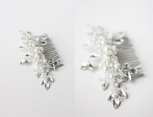 Bridal Hair Comb Hair Accessory for Wedding