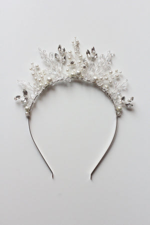 Crystal Bridal Tiara Bridal Crown