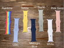 Silicone Smart Watch Bands