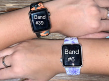 Silicone Smart Watch Designed Bands