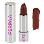 Perpaa Velvet Matte Push Button Lipstick (5-8 Hrs stay) (3.5 GM) Matte Brown