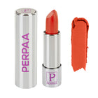 Perpaa Velvet Matte Push Button Lipstick (5-8 Hrs stay) (3.5 GM) Matte Orange