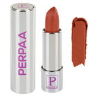 Perpaa Velvet Matte Push Button Lipstick (5-8 Hrs stay) (3.5 GM) Matte Nude