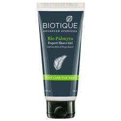 BIOTIQUE BIO PALMYRA SHAVE GEL