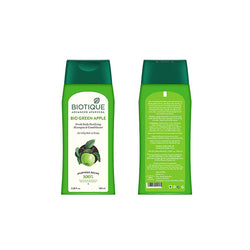 Biotique Bio Green Apple Fresh Daily Purifying Shampoo & Conditioner