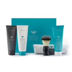 Bombay Shaving Company Shaving Essentials Value Kit