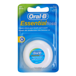 Oral B Essential Floss - Mint Flavor