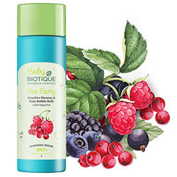 Biotique Bio Berry Sensitive Mommy and Baby Bubble Bath