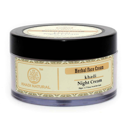 Khadi Natural Herbal Night Cream