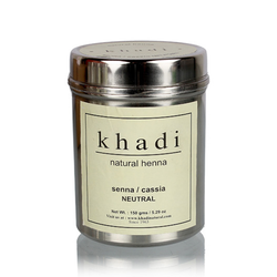 Khadi Natural Herbal Natural Henna (SENNA/CASSIA)