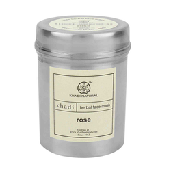 Khadi Natural Rose Face Mask