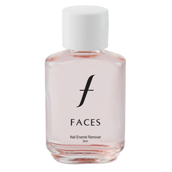 Faces Nail Enamel Remover Transparent 30 ml