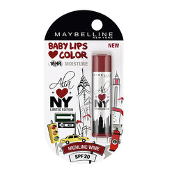 Maybelline Alia Loves New York Baby Lips Lip Balm
