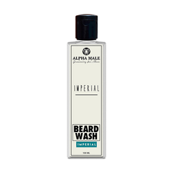 Alpha Male Beard Wash Imperial