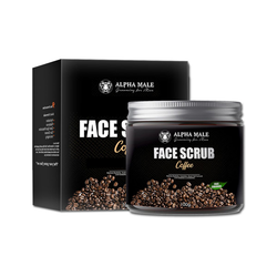 Alpha Male Coffee Face Scrub