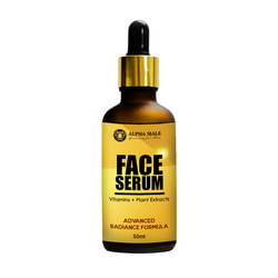 Alpha Male Face Serum Botanical