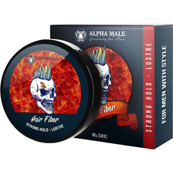 Alpha Male Grooming Hair Fiber Hair Styler