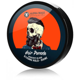 Alpha Male Grooming Strong Hold Pomade Hair Styler