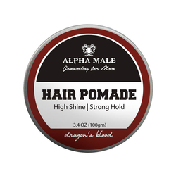 Alpha Male Hair Pomade Dragon Blood