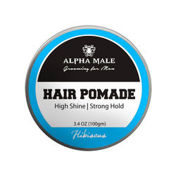 Alpha Male Hair Pomade Hibiscus