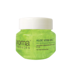 Aroma Treasures Aloe Vera Gel 125 gm