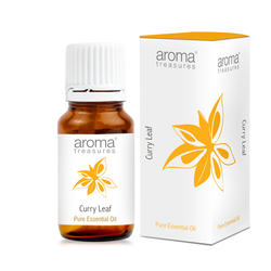 Aroma Treasures Curry leaf Essential Oil 100% Pure & Natural