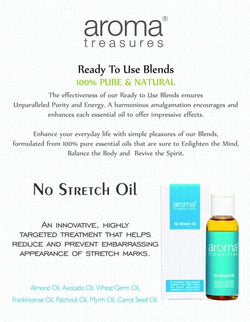 Aroma Treasures No Stretch Mark Oil - 50 ml
