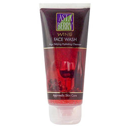 Astaberry Wine Face Wash (60 ml)
