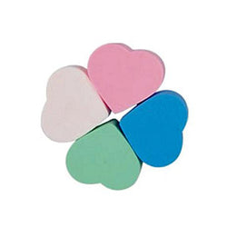 Babila Heart Shape Cleansing Sponge SP-V02