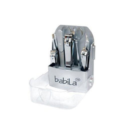 Babila Manicure Set Of 8 Tools MS-V01