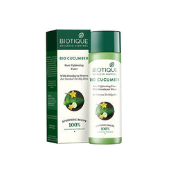 Biotique Bio Cucumber Pore Tightening Toner (120ml)