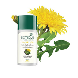 Biotique Bio Dandelion Ageless Lightening Serum (190ml)