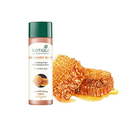 Biotique Bio Honey Water Pore Tightening Toner ( 120ml )