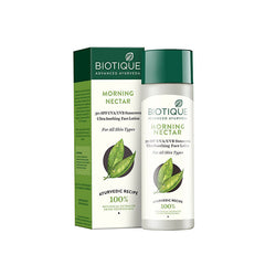 Biotique Bio Morning Nectar Ultra Soothing Face Lotion SPF 30 UVA/UVB