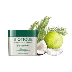 Biotique Coconut Whitening & Brightening Cream