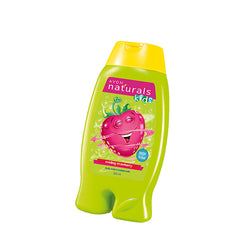 Avon Naturals Kids Little Delights Swirling Strawberry 2-in-1 Body Wash (200ml)