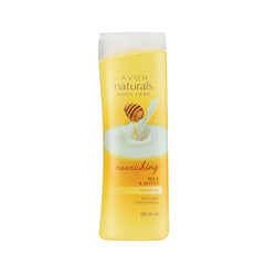 Avon Naturals Milk & Honey Shower Gel (200ml)