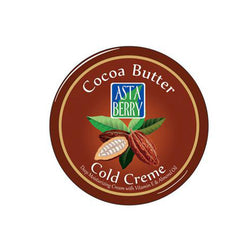 Astaberry Cocoa Butter Cold Cream (100 ml)