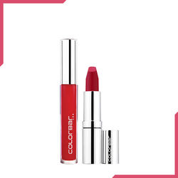 Perpaa Sindoor With Matte Touch Lipstick Combo