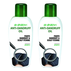Dr.Dhathri Anti Dandruff Oil 75 Ml