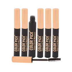 EyeFlax Colorpick Water Proof Mascara Pack of 6