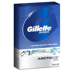 Gillette After Shave Series Splash Arctic Ice (50 ml)