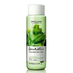 Oriflame Love Nature Cleansing Aloe Vera Gel