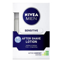 Nivea Sensitive After Shave Lotion 100ml