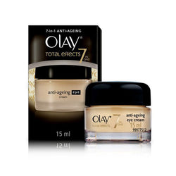 Olay Total Effects 7 In One Anti-Ageing Eye Cream Youthful Vibrant Eyes