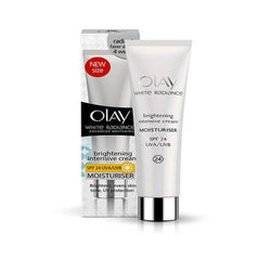 Olay White Radiance Advanced WhiTotal Effectning Skin Cream Moisturizer SPF 24, 20gm