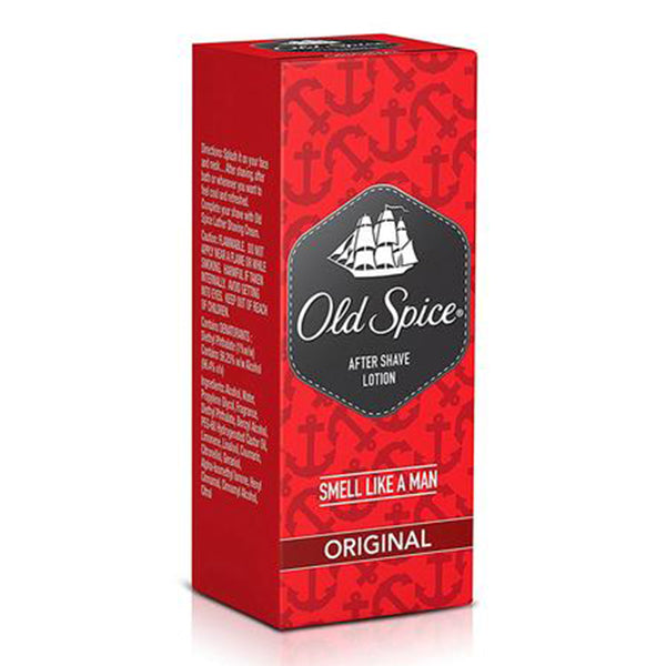 Aftershave & Pre-shave Radient Old Spice After Shave Lotion Original 100ml